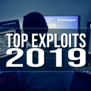 Top Exploits 2019 by GoVanguard